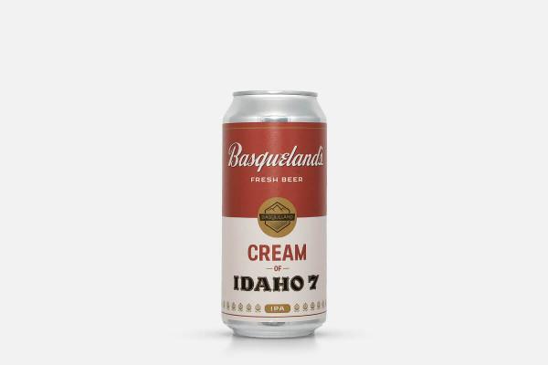 Basqueland Brewing Cream of Idaho 7