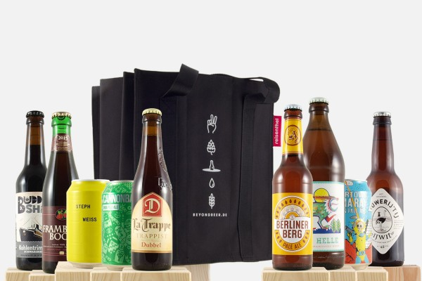 9er Bottle Bag mit 9 Craft Bieren