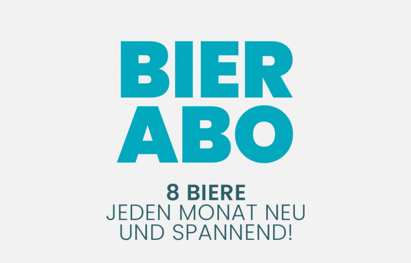 Bier-Abo Craft Beer
