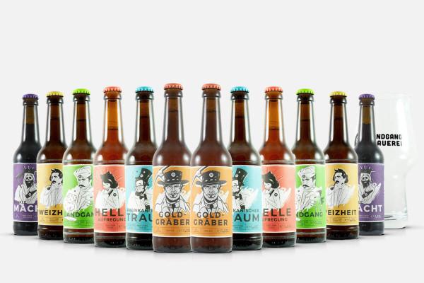 Craft Beer Paket Landgang Brauerei