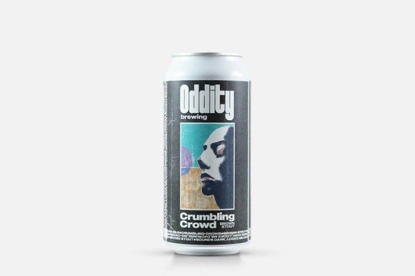 Oddity Crumbling Crowd Brown Stout