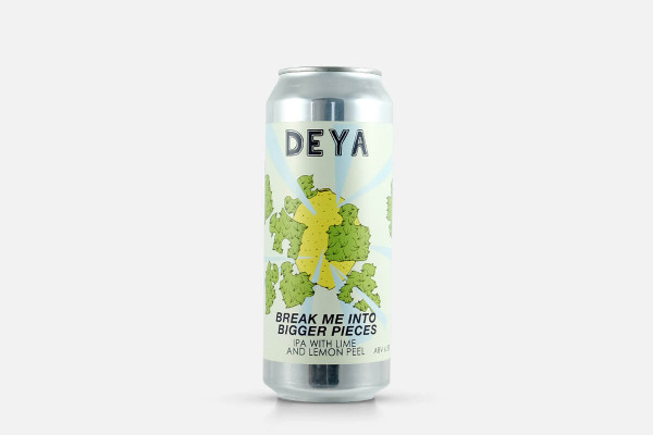 Deya Break me into Pieces IPA