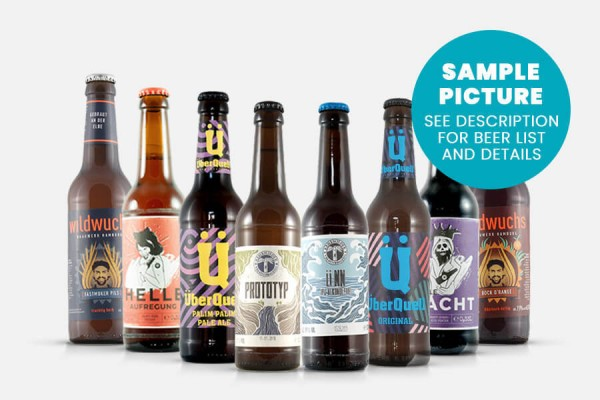 """Pack """"Craft Beer from Hamburg"""""""