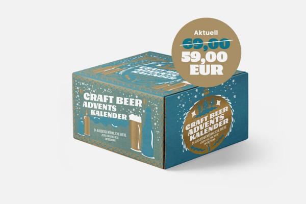 Craft Beer Adventskalender 2021