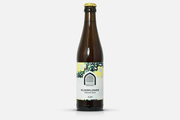 Vault City Elderflower Session Sour