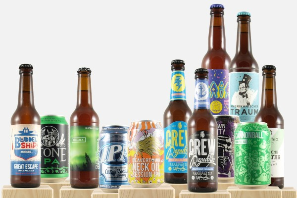 Craft Beer Paket: India Pale Ales