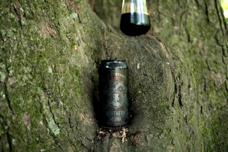 Northern Monk Death By Strannik Stout Porter Bier