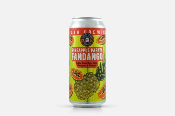 Toppling Goliath Pineapple Papaya Fandango Fruit Sour