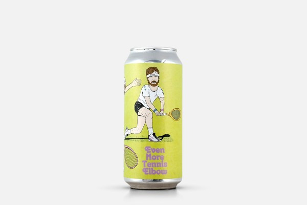Hoof Hearted Even More Tennis Elbow