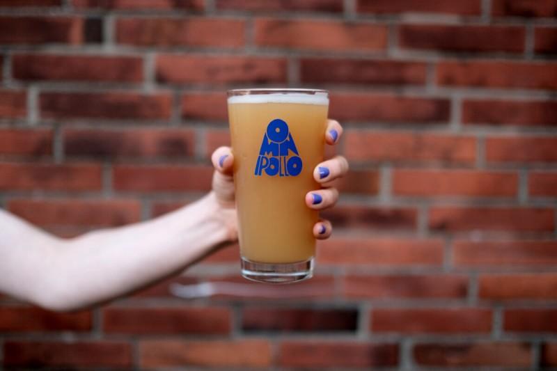 Craft Beer Bier im Glas