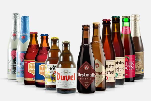Paket: Bierspezialitäten aus Belgien