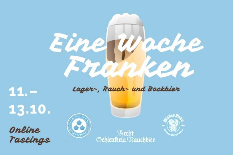 Franken Bier Online Tasting