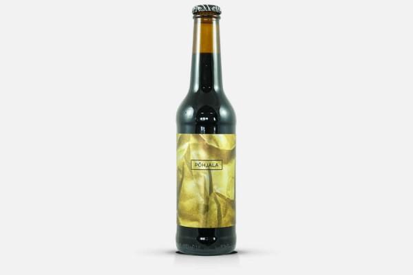 Põhjala Must Kuld Porter Bottle
