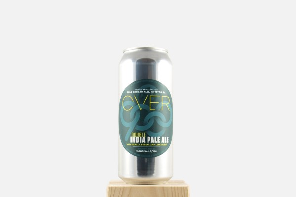 Dose Over 9000 Sole Artisanal Ales India Pale Ale New England Double IPA Craft Beer