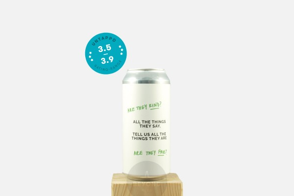 Cloudwater All the Things They Say, Tell Us All the Things They Are