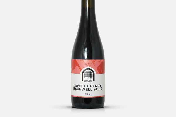 Vault City Sweet Cherry Bakewell Sour