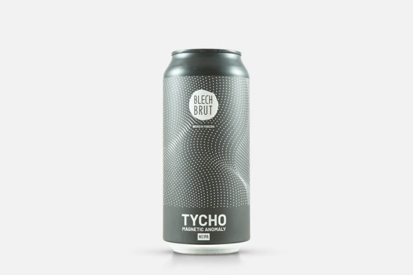 Blech.Brut Tycho Magnetic Anomaly NEIPA