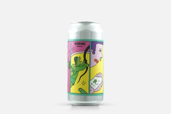 Verdant Sniffing The Wrong People NEIPA