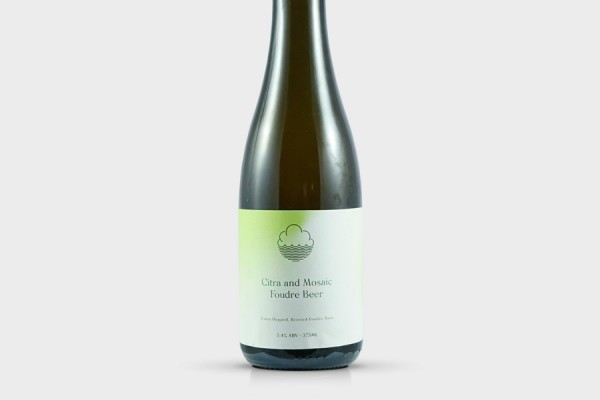 Cloudwater Citra & Mosaic Foudre Beer
