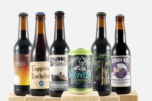 Craft Beer Paket: Winterbierpaket klein