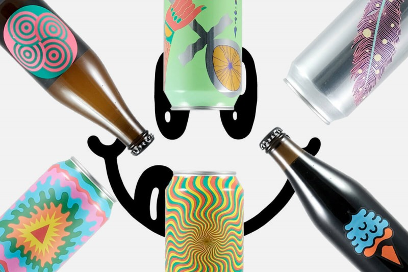 Omnipollo Schweden Dosen und Flaschen Bier