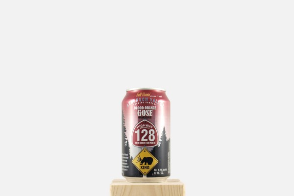 Highway 128 Blood Orange Gose (Dose)