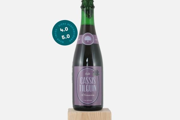Tilquin Oude Cassis Tilquin à l'ancienne (375ml)