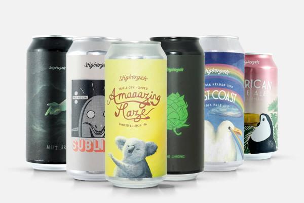 Stigbergets Bundle Bier-Paket