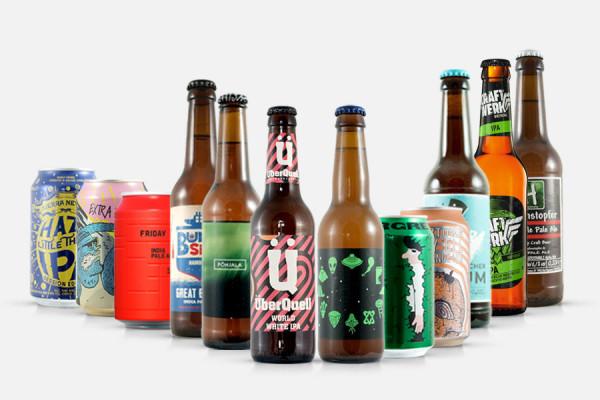 Craft Beer Paket: India Pale Ale