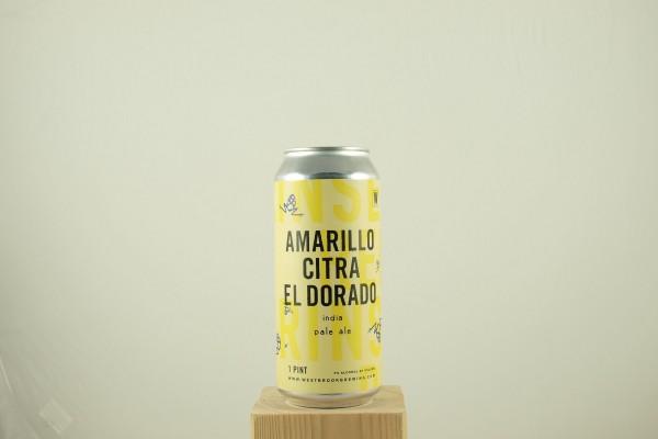 Amarillo Citra El Dorado