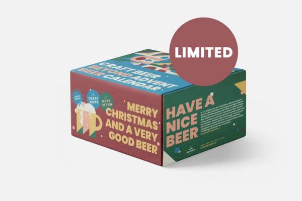 Craft Beer Adventskalender Special Limited Geek Edition