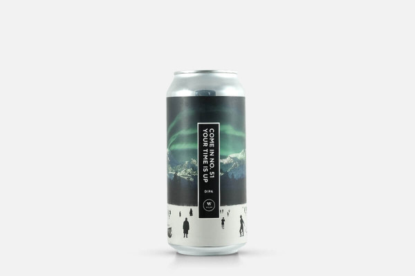 Wylam Come in No.51 Your Time is Up DIPA