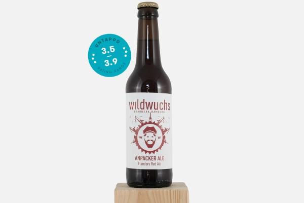 Wildwuchs Anpacker Ale