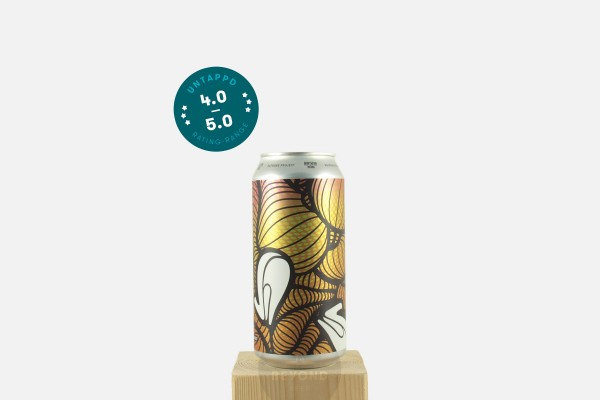 Patrons Project 17.02 // Tropical IPA // Ethel