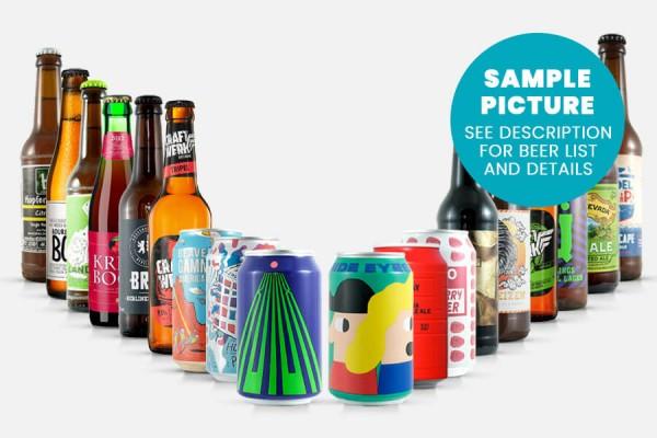 Craft Beer Geschenkpaket groß | BEYOND BEER Hamburg