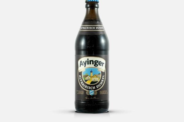 Ayinger Brauerei Altbairisch Dunkel - Dunkles Lager