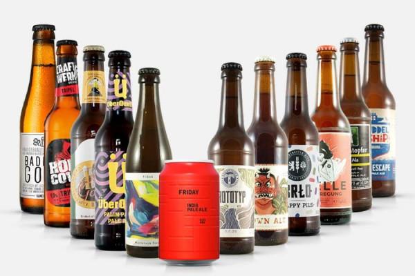 """Paket """"Craft Beer aus Deutschland"""""""