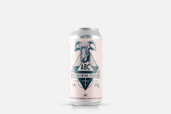Apex Brewing DDH Mosaic Single Hop IPA