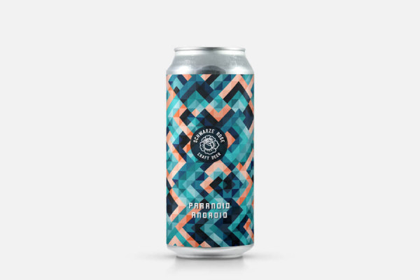 Schwarze Rose Paranoid Android IPA