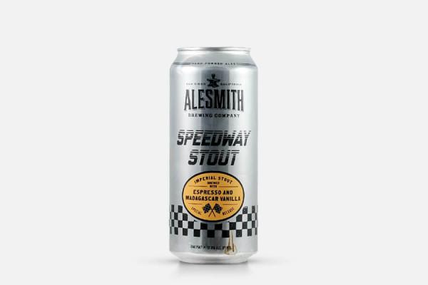 AleSmith Speedway Stout: Espresso & Madagascar Vanilla