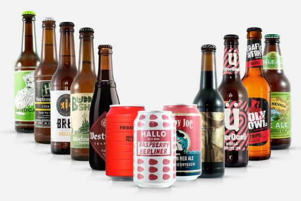 Craft Beer Paket für Neugierige