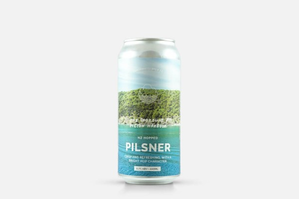 Cloudwater The Shoreline At Picton Harbour Pilsner