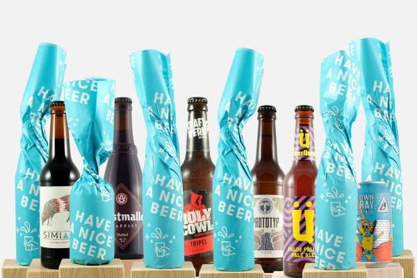 Craft Beer Paket: Geschenkpaket mittel
