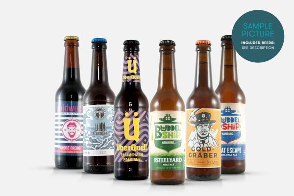 Craft Beer Paket: Hamburg