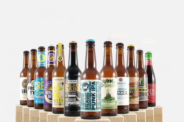 Craft Beer Paket: Craft Beer für Einsteiger