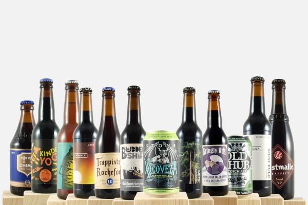 Craft Beer Paket: Winterbierpaket groß