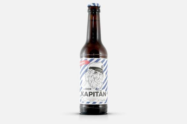 Landgang Brauerei Hamburg Der Kapitän Alkoholfreies Bier IPA alcohol free beer