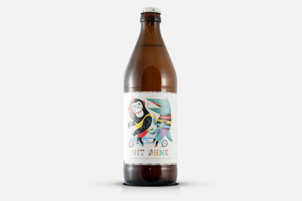 Tilmans Biere Mit Øhne - Alkoholfreies Bier Weizen
