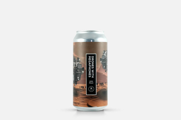 Wylam Drones with Megaphones DDH Pale Ale