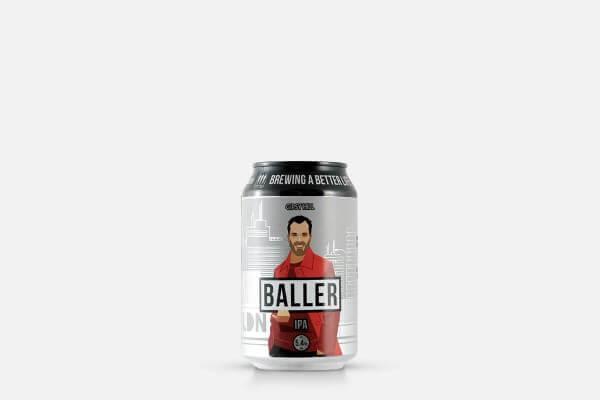 Gipsy Hill London Baller IPA